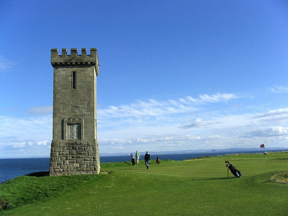 SC - Anstruther_Golf_Course